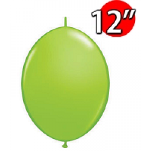 "QuickLink 12"" 尾巴球 Lime Green (50ct) , QL12LF65217 (2)"