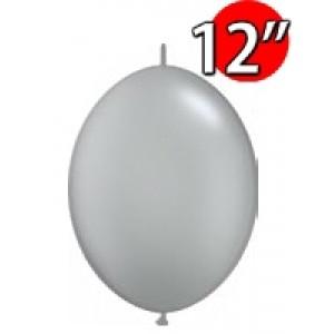 "QuickLink 12"" 尾巴球 Gray (50ct) , QL12LF44567 (0)"