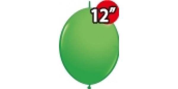 "QuickLink 12"" 尾巴球 Spring Green (50ct) , QL12LF45717 (0)"