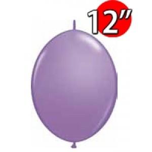 "QuickLink 12"" 尾巴球 Spring Lilac (50ct) , QL12LF65226 (2)"