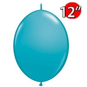 "QuickLink 12"" 尾巴球 Tropical Teal (50ct) , QL12LF65228 (0)"