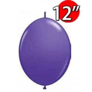 """QuickLink 12"""" 尾巴球 Purple Violet (50ct) , QL12LF65230 (0)"""