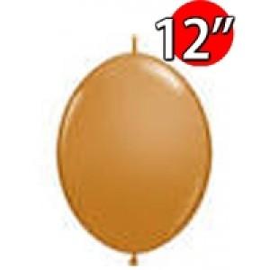"QuickLink 12"" 尾巴球 Mocha Brown (50ct) , QL12LF99869 (2)"