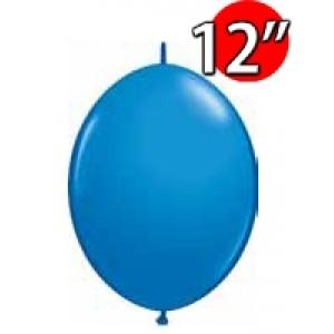 """QuickLink 12"""" 尾巴球 Std Dark Blue (50ct) , QL12LS65215 (2)"""
