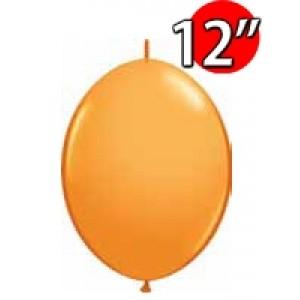 """QuickLink 12"""" 尾巴球 Std Orange (50ct) , QL12LS65221 (2)"""