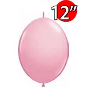 """QuickLink 12"""" 尾巴球 Std Pink (50ct) , QL12LS65222 (1)"""