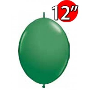 "QuickLink 12"" 尾巴球 Std Green (50ct) , QL12LS65224 (2)"