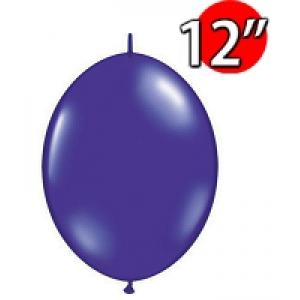 """QuickLink 12"""" 尾巴球 Quartz Purple (50ct) , QL12LJ65249 (4)"""