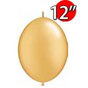 """QuickLink 12"""" 尾巴球 Gold (50ct) , QL12LP65245 (3)"""