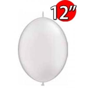 "QuickLink 12"" 尾巴球 Pearl White (50ct) , QL12LP65246 (3)"