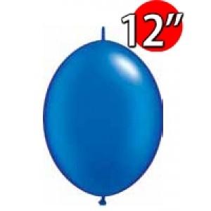 """QuickLink 12"""" 尾巴球 Pearl Sapphire Blue (50ct) , QL12LP65292 (0)"""