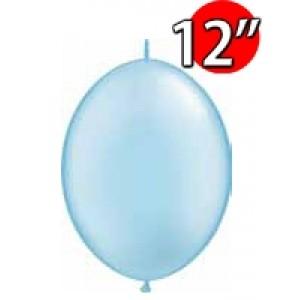 "QuickLink 12"" 尾巴球 Pearl Light Blue (50ct) , QL12LP65333 (3)"