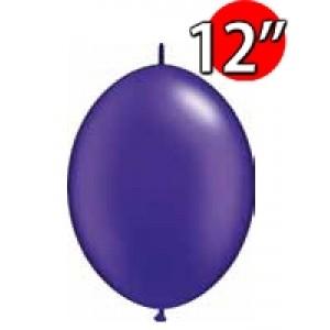 """QuickLink 12"""" 尾巴球 Pearl Quartz Purple (50ct) , QL12LP65336 (3)"""