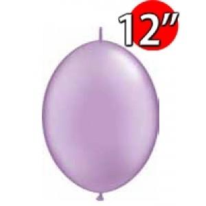 "QuickLink 12"" 尾巴球 Pearl Lavender (50ct) , QL12LP65337 (0)"