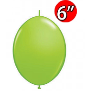 "QuickLink  6"" 尾巴球 Lime Green (50ct) , QL06LF90178 (2)"