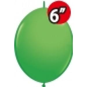 "QuickLink 6"" 尾巴球 Spring Green (50ct) , QL06LF45716 (3)"