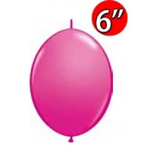 """QuickLink 6"""" 尾巴球 Wild Berry (50ct) , QL06LF90199 (0)"""