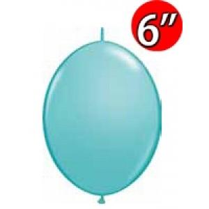 "QuickLink 6"" 尾巴球 Caribbean Blue (50ct) , QL06LF90217 (0)"