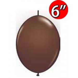 "QuickLink  6"" 尾巴球 Chocolate Brown (50ct) , QL06LF90492 (3)"