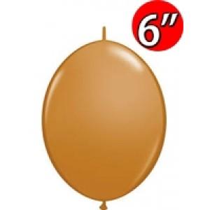 "QuickLink 6"" 尾巴球 Mocha Brown (50ct) , QL06LF99865 (1)"