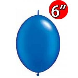 """QuickLink 6"""" 尾巴球 Pearl Sapphire Blue (50ct) , QL06LP90477 (3)"""