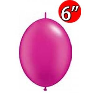 """QuickLink 6"""" 尾巴球 Pearl Magenta (50ct) , QL06LP90541 (3)"""