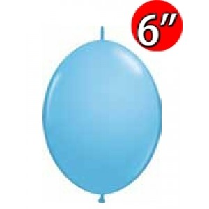 "QuickLink  6"" 尾巴球 Std Pale Blue (50ct) , QL06LS90185 (2)"