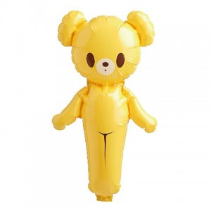 SAG - Colorful Bear Ms Yellow , *SAG-1390