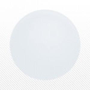 "SAG - PVC Ball  9 cm (4"") White , SAG-D6107"
