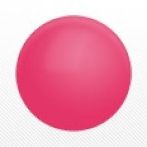 """SAG - PVC Ball  9 cm (4"""") Pink , SAG-D6111"""