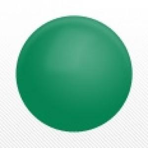 """SAG - PVC Ball  9 cm (4"""") Green , SAG-D6120"""