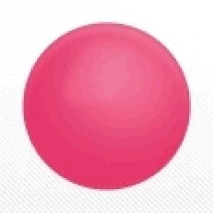 """SAG - PVC Ball 18 cm (8"""") Pink , SAG-D6311"""