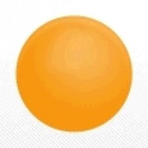 """SAG - PVC Ball 18 cm (8"""") Orange , SAG-D6318"""