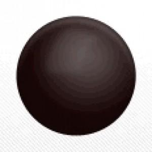 "SAG - PVC Ball 30 cm (14"") Black , SAG-D6519"