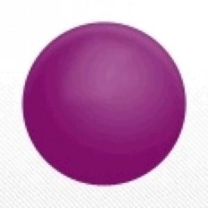 """SAG - PVC Ball 30 cm (14"""") Purple , *SAG-D6524"""
