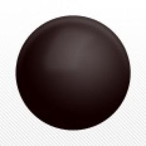 "SAG - PVC Ball 38 cm (24"") Black , *SAG-D6619"