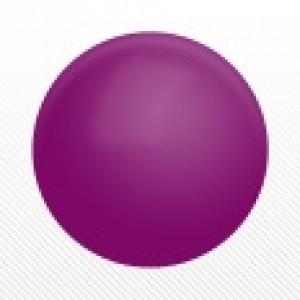 """SAG - PVC Ball 38 cm (24"""") Purple , *SAG-D6624"""