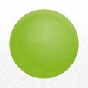 "SAG - PVC Ball 38 cm (24"") Lime Green , *SAG-D6626"