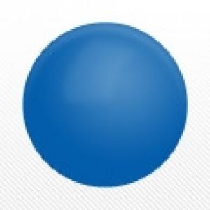 """SAG - PVC Ball 38 cm (24"""") Light Blue , *SAG-D6627"""