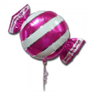 "SAG - Premium Candy 18"" 拖肥糖 Magenta , SAG-C2456 <Helium #B>"