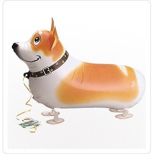 SAG Walking Balloon - Corgi 歌姬 , SAG-W2258 <Helium #F>