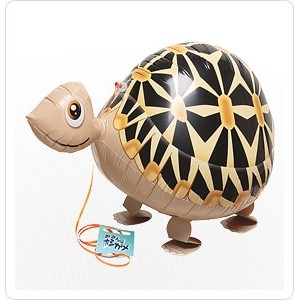 SAG Walking Balloon - Tortoise 星點班紋龜 , *SAG-W2302 <Helium #F>