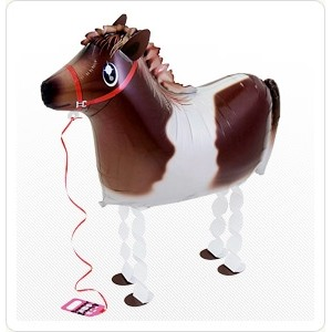 SAG Walking Balloon - Pony 小馴馬 , *SAG-W2364 <Helium #F>