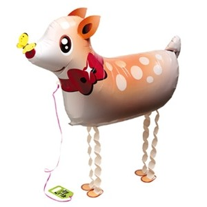 SAG Walking Balloon - Fawn (Deer) 小花鹿 , SAG-W2365 <Helium #F>