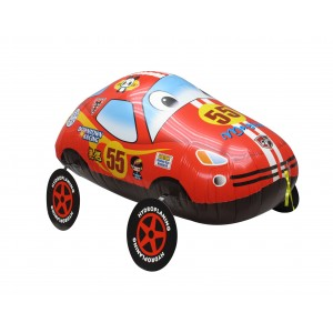 "SAG Walking Balloon - Car ""Magical 55"" , *SAG-W8836 <Helium #F>"