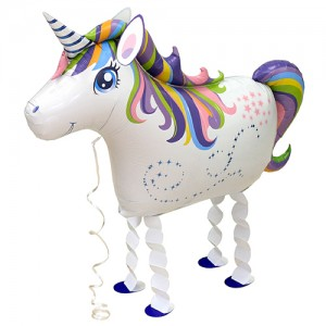 SAG Walking Balloon - Unicorn , *SAG-W8847