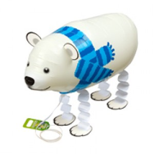SAG Walking Balloon - Polar Bear 北極熊 , *SAG-W8845