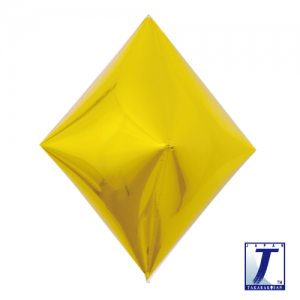 Diamond Balloon Gold , TKF47OP090001