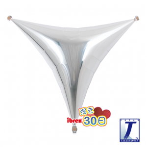 "Three-Point 29"" Silver , *TKF29OP317601"
