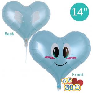"""ibrex 14"""" Smile Angel PL Blue , TKF14JHI313402 <Helium #B>"""